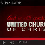 Watch a Video about Today's UCC