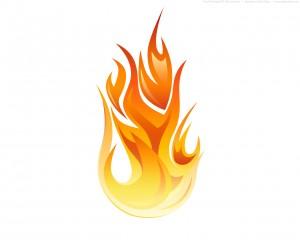 Flame-symbol