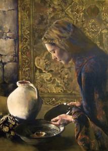 The Widow of Zarephath