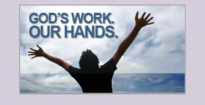 God's Work. Our Hands