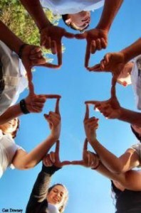 Cross of Hands